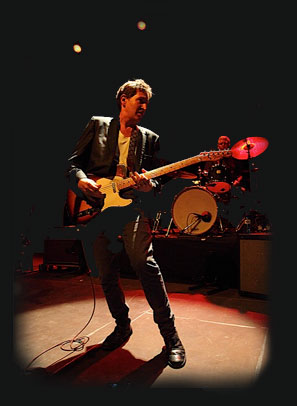 Steve Wynn of the Dream Syndicate